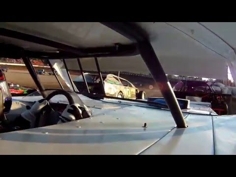 Limaland Motorsports Park Modified Heat Race 2015
