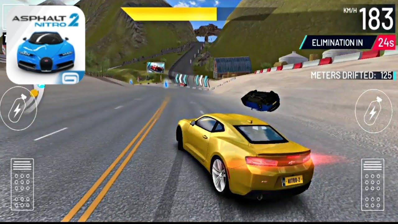 Asphalt Nitro 2   Android Gameplay - Part 2 - YouTube