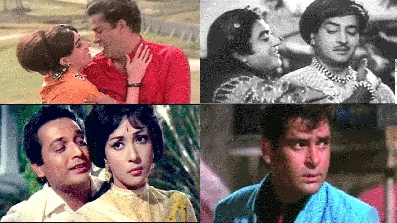 Top Bollywood Classical Hindi Songs of 1960s - Vol 8