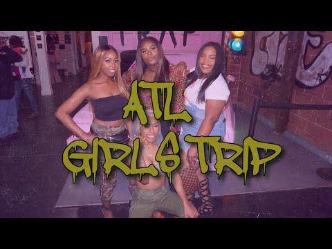 Girls Trip To Atl L VLOG