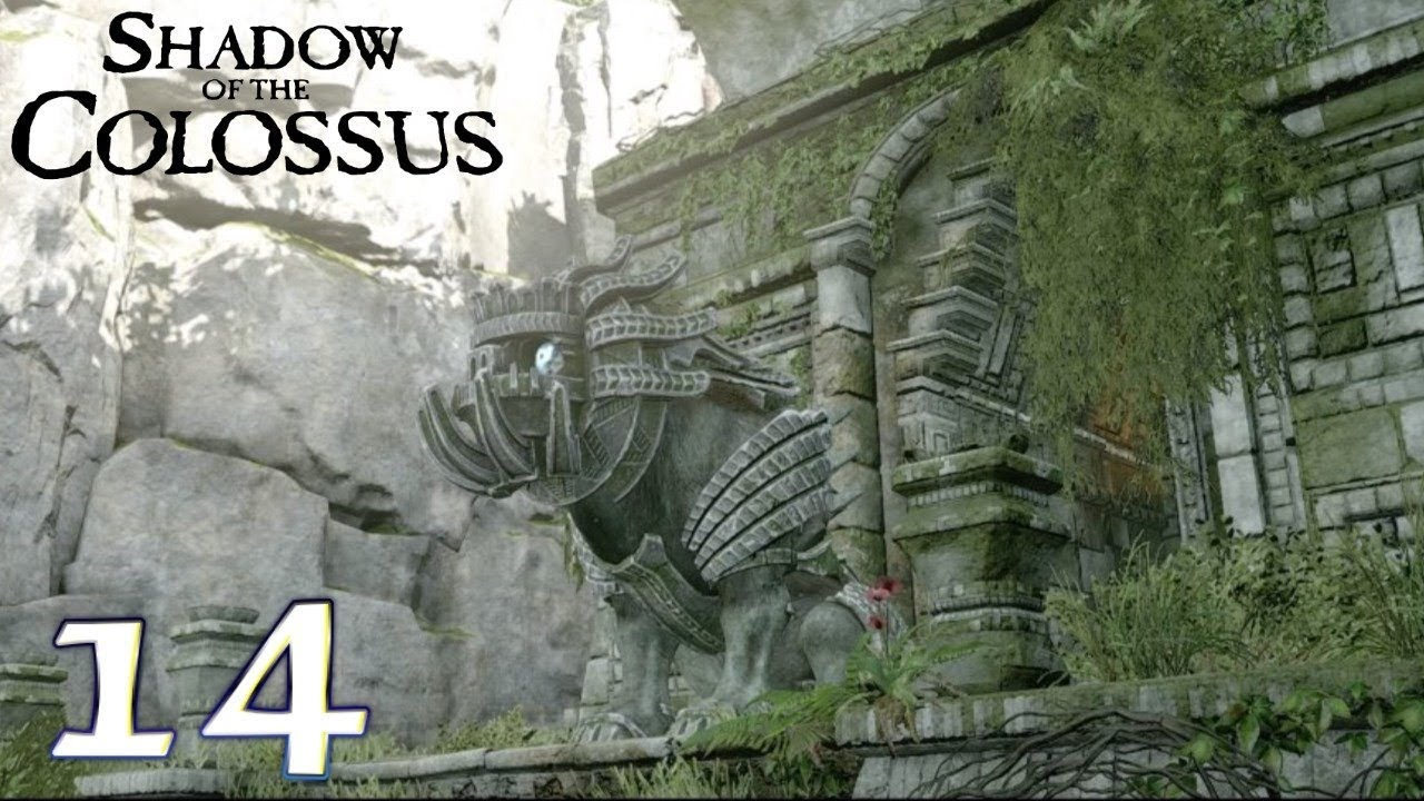 LOSING MY SH*T!! | Shadow Of The Colossus (PS4 Remaster) | Part 14 | CENOBIA