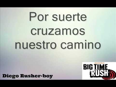We are-Big time rush (español)