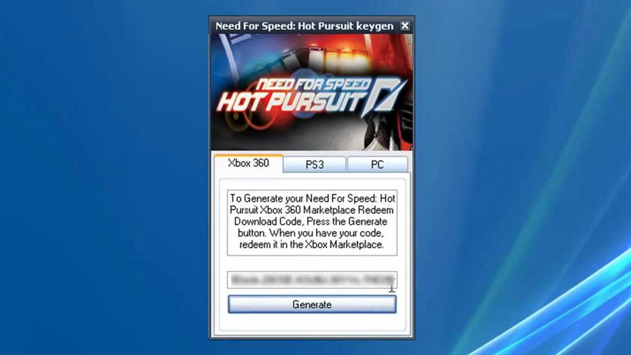 need for speed hot pursuit 2010 free download with crack