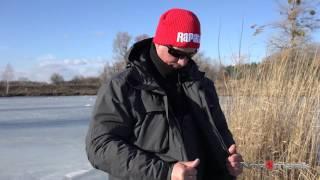 RAPALA Interface обзор костюма для зимней и осенней рыбалки