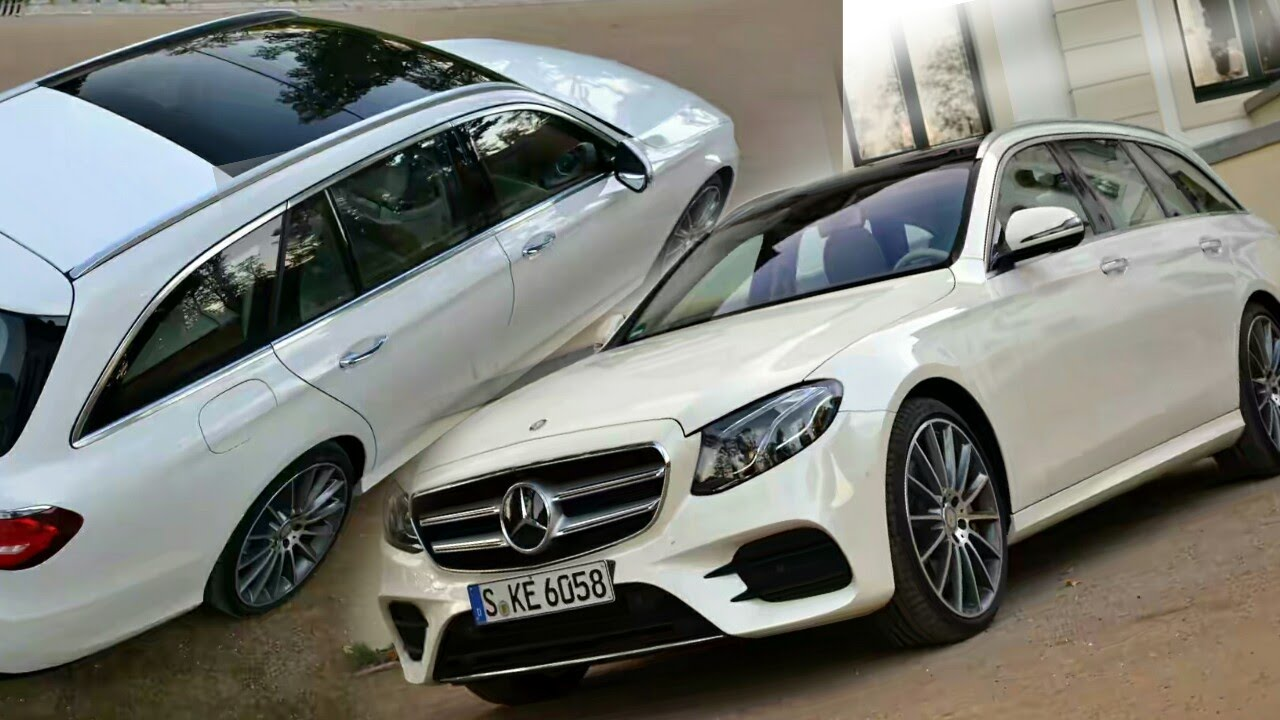 2017 mercedes benz e class wagon review youtube. Black Bedroom Furniture Sets. Home Design Ideas