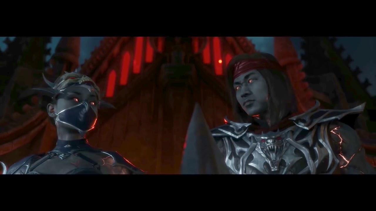 Mortal Kombat 11 First Look At Kitana Youtube