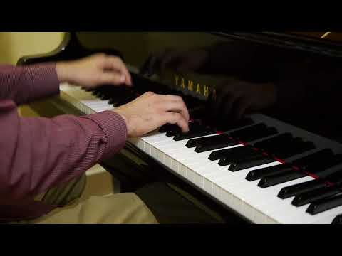 """""""In My Life"""" - by The Beatles - (piano cover)"""