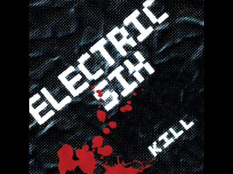 Electric Six - white eyes