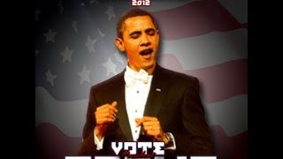 """The Obama Victory Song """"The Obama Bounce"""" aka """"I'm The President"""" BY THA J-SQUAD"""