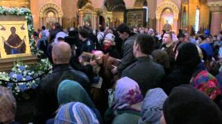 Пояс Богородицы Санкт-Петербург www.lenvideo.ru