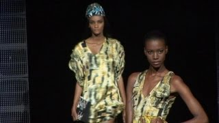 African fashion design styles in America