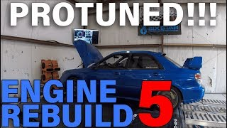 homepage tile video photo for Getting Protuned // Ep. 5 // The Engine Build Series