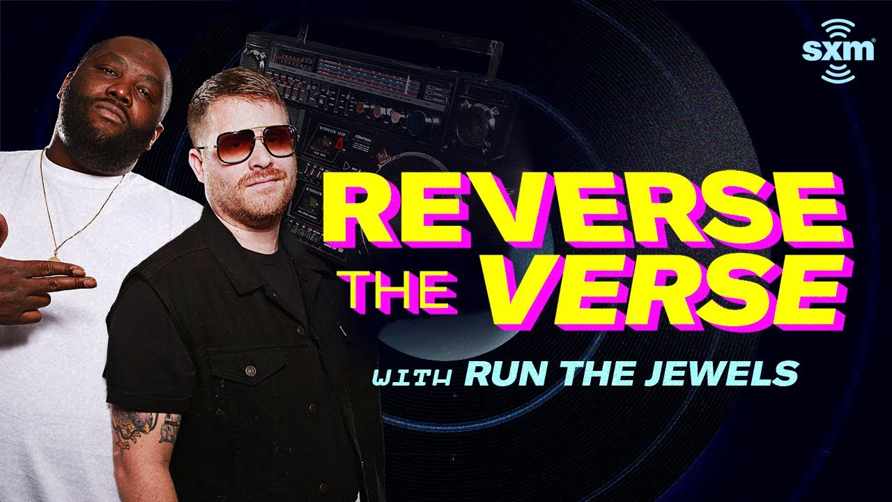 Run The Jewels Try to Guess Their Songs Played Backwards | Reverse The Verse