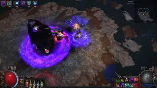 Dark Pact caster Shaper run w o Warlord 39 s Mark prepare for 3 7 WM kill