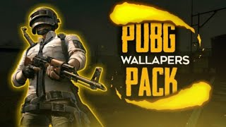 PUBG Backgrounds Pack |