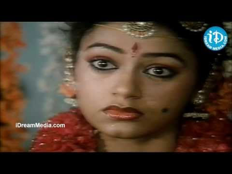 Rudraveena Movie - Shobana, Chiranjeevi Emotional Scene