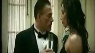 Жан Клод Ван Дамм танго . Jean Claude Van Damme . Tango