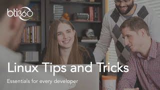 Linux tips for developers