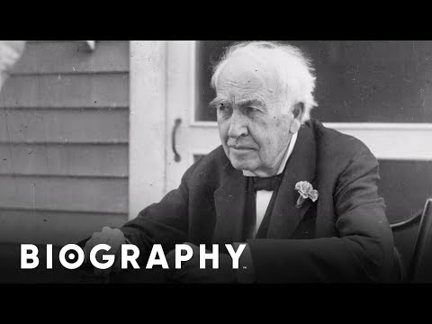 Thomas Edison - Mini Biography