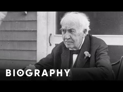 Thomas Edison - Mini Biography
