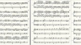 CALIKUSU for piano