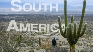 Incredible South American Adventure!
