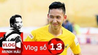 Vlog Minh Hải   Nghiêm Xuân Tú - bóng đá phá ung thư