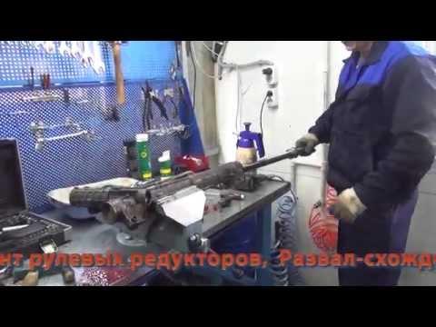 Как разобрать рулевую рейку бмв е39