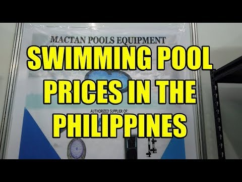 Swimming Pool Prices In The Philippines Youtube