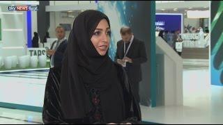 لقاء مع مديرة برنامج الإمارات لعلوم الاستمطار