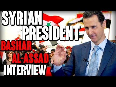 Syrian President Bashar Al-Assad Interview with Chinese News| The Millennial Revolt