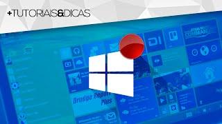 Como usar o Action Mirillis no Windows 10