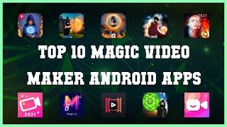 Top 10 Magic Video Maker Android App | Review screenshot 4