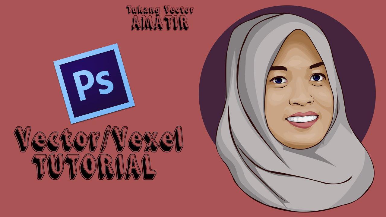 Vector Vexel Photoshop Tutorial Photoshop Cs6 Youtube