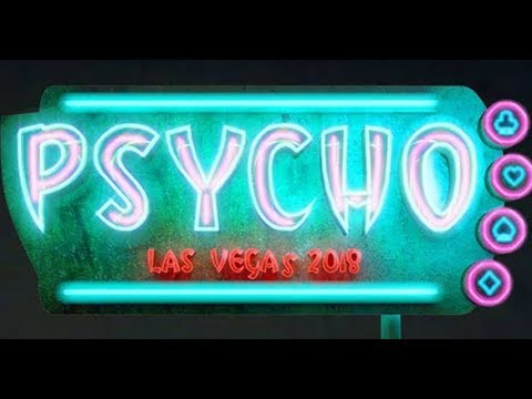 Psycho Las Vegas 2018 1st bands unveiled - Ektomorof tease new song with new line-up!