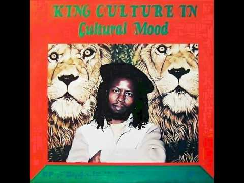 DUB LP- CULTURAL MOOD - KING CULTURE - Rub Tight Dub