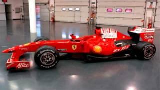 Scuderia Ferrari F1 Team F60 2009
