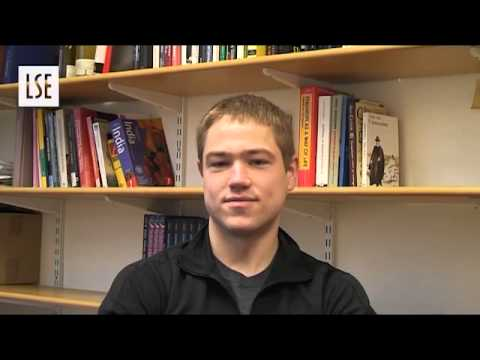 Student Interview: MSc Political Science and Political Economy - Paul Oliver