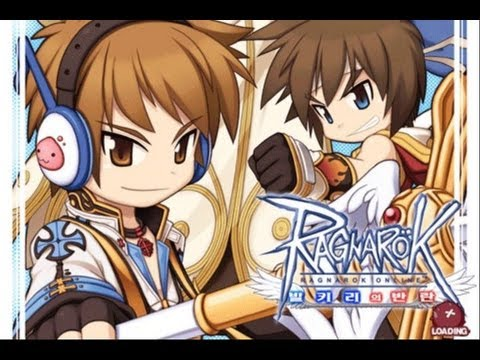 Ragnarok Online Valkyrie Uprising Androidappgames Review Youtube