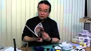 長谷川迷人のプラモ作りも見てナンボです! デカールの貼り方教えます