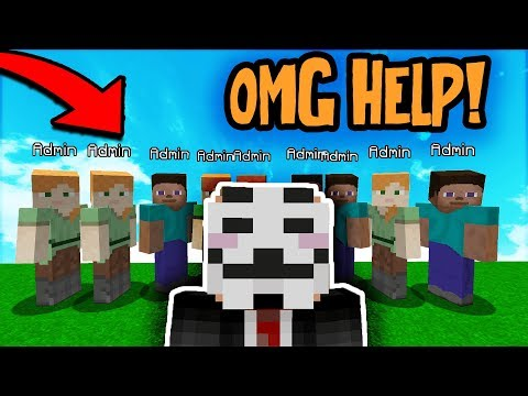 USING VOICE CHANGER TO SCARE A HACKER! *LOL* (Minecraft Trolling)