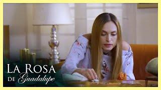 La Rosa de Guadalupe: Erika está obsesionada con la limpieza   Hasta sacarle brillo