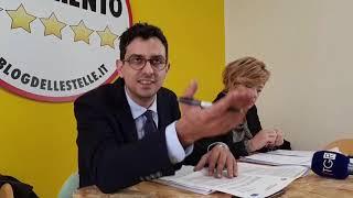 Movimento 5 Stelle sul raddoppio ferroviario Termoli-Ripalta