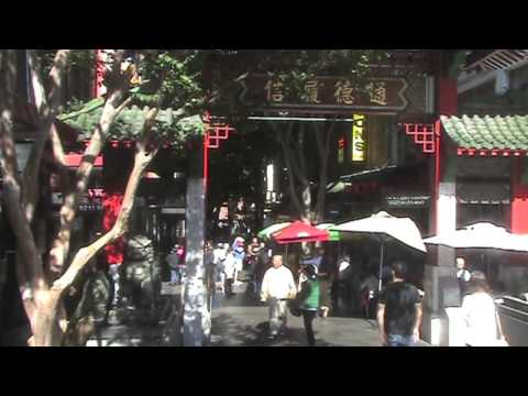 Chinatown - Sydney Australia - April 2013