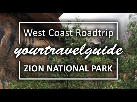 Zion National Park Travel Guide | 4K Ultra HD