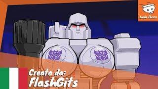 TRANSformers - Dubbing League DOPPIAGGIO [ITA]