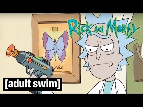 Scheidenpilz | Rick & Morty | Adult Swim