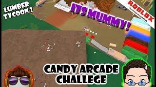 Roblox - Lumber Tycoon 2 - Candy Arcade Challenge w/ MumazingGaming