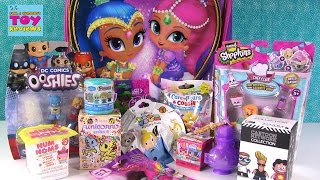 Shimmer & Shine Genie Surprise Backpack | Num Noms Shopkins Disney Toy Opening | PSToyReviews