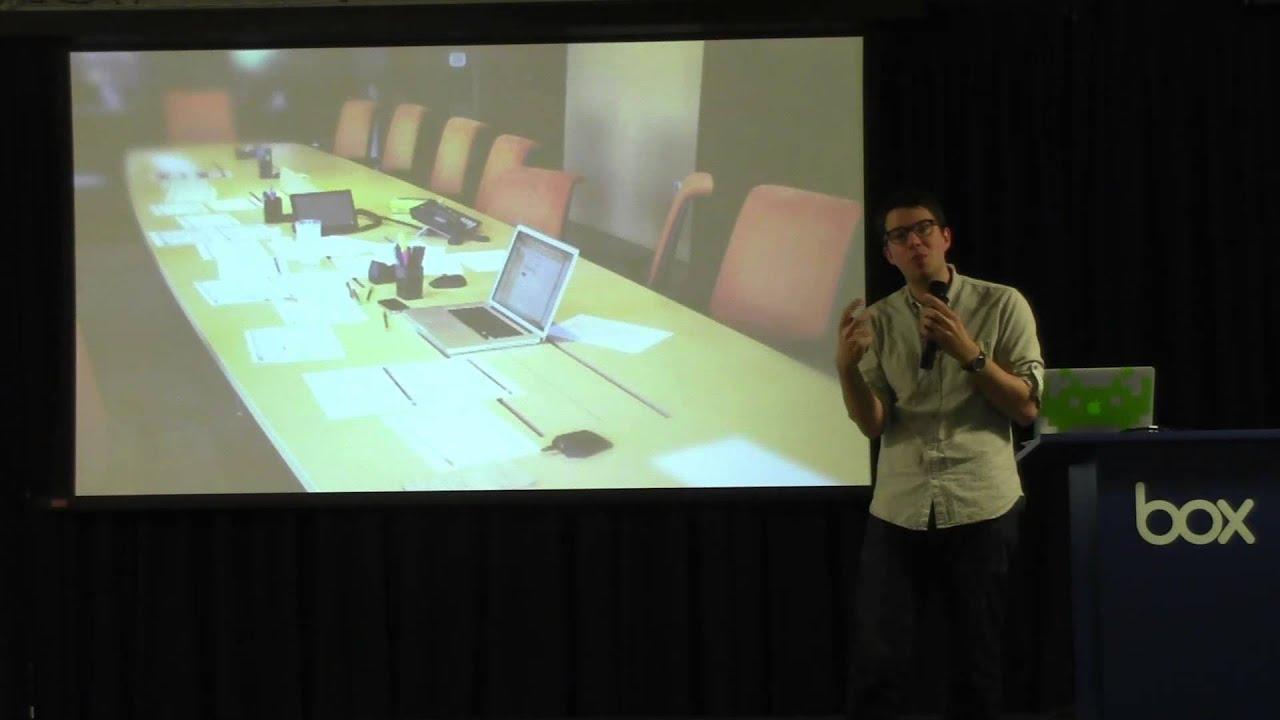 Box Tech Talk: An Engineer's Pragmatic Guide to Design by Braden Kowitz